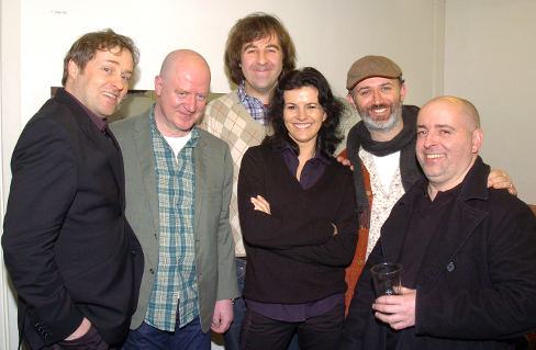 Aisling Comedy Night, Bloomsbury Ballroom, London, 12/12/2010