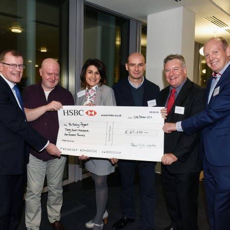 cheque at walkie talkie